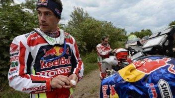 Dakar - Joan Barreda out: lo spagnolo si ritira