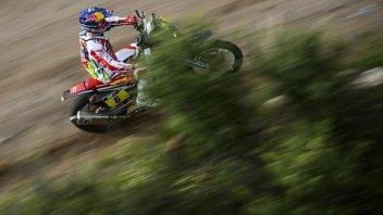 Dakar 2016: Barreda firma la tripletta Honda