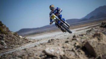 Dakar 2016: Rodrigues suona la riscossa Yamaha