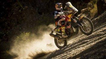 Dakar 2016: Price si prende tappa e generale