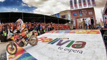 Dakar 2016: Tris di Price, ko Barreda
