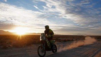 Dakar 2016: Acuto di Svitko, Price amministra