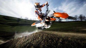 Richiamo SX per le KTM 2016