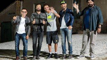 Masterchef da record con Valentino Rossi