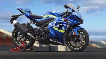 Le novità Suzuki al Motor Bike Expo