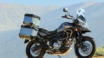 Suzuki, in vigore il nuovo listino 2016