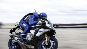 Yamaha Motobot: nel 2017 debutto in pista