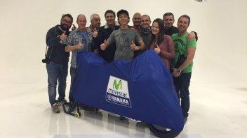 Valentino Rossi: la nuova M1? è molto bella