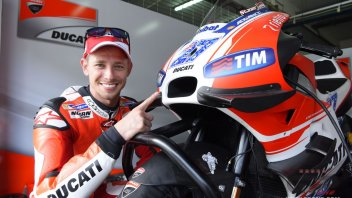 Casey Stoner Sepang Test Day1