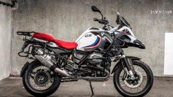 Moto - News: BMW celebra i 100 anni con la serie Iconic