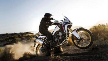 Mercato moto, a gennaio comanda Honda