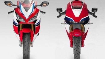 """News Prodotto: L'Honda che verrà, tra """"4 in linea"""" e V4"""