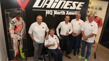 Dainese e AGV partner di Motoamerica