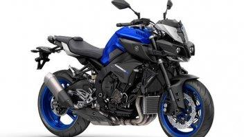 Yamaha al Motodays con le novità '16