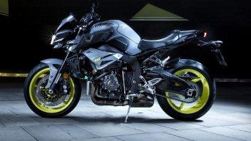 Yamaha MT-10: da Maggio a 12.990 Euro f.c.