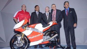 Ecco la nuova Mahindra MGP30 di Bagnaia