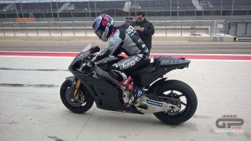 ESCLUSIVO: La foto della nuova Aprilia MotoGP