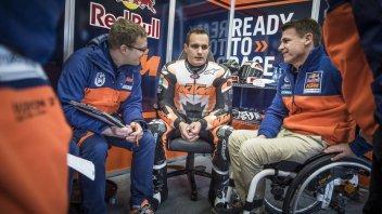 KTM torna in pista a Jerez  con Hofmann