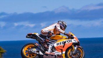 Marquez: devo cambiare stile per le Michelin