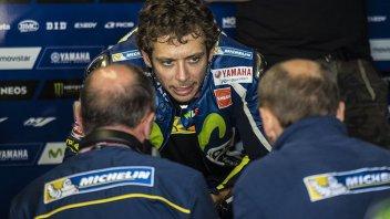 Valentino Rossi: ho scelto la 'vecchia' M1