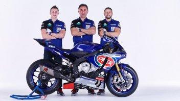 Yamaha lancia la sfida anche in Superstock