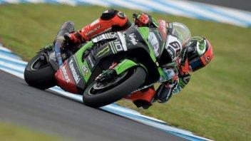Test: doppietta Kawasaki, 1° Sykes e 2° Rea