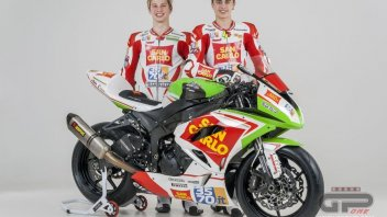 Tutte le foto del Team Italia Supersport