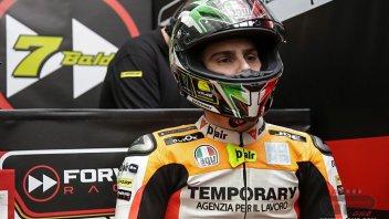 Baldassarri correrà nel GP di Argentina