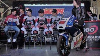 Motodays: Fabrizio presenta il suo team