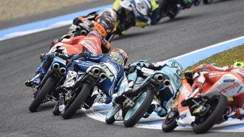 KTM vs Honda: i giri sono sotto controllo