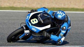 Jerez, Turno 2: Solo Binder meglio di Bulega