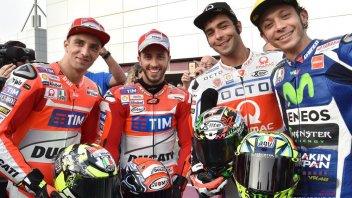 L'Italia cala il Poker in MotoGP