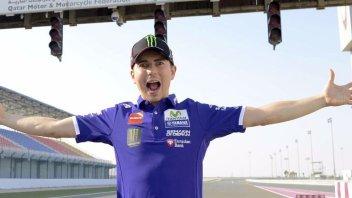 Test Qatar, day3: Lorenzo si mangia tutti