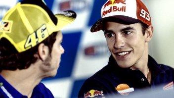 Marquez: Rossi usa i media, ma non mi influenza