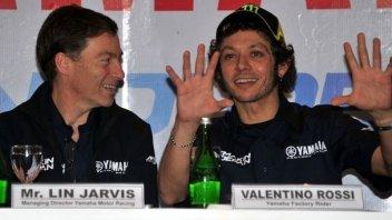 Yamaha firma con Rossi (e la VR46 Academy)