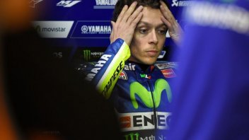 """Rossi: """"Mi hanno battuto, ma sono vispo"""""""