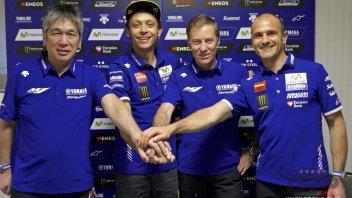 Valentino Rossi e Yamaha assieme per altri 2 anni!
