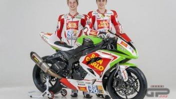 Bassani e Zaccone in SSP con il Team Italia