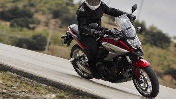 Test: Honda NC750X: il segno di un equilibrio