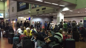 MotoGP nel caos: uomini e moto bloccati in Argentina
