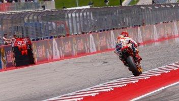 FP3: Marquez, mani sulla pole, 2° Iannone