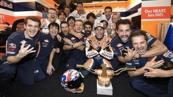 Suppo: Marquez wants to stay with Honda