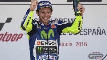 Rossi: ho goduto vincendo a Jerez