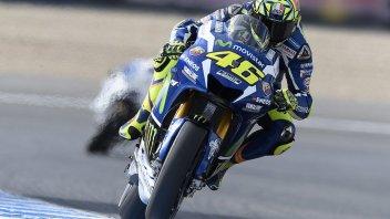Rossi conquista Jerez: è la vittoria n. 113