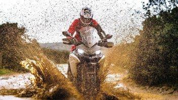 Ducati DRE Enduro: si parte da giugno in Toscana