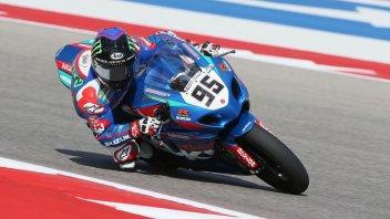 MotoAmerica: Hayden-Elias 1-2 in qualifying on the Suzuki