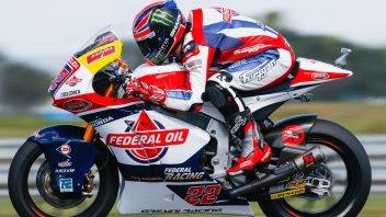 Austin, Moto2: Lowes piazza la zampata