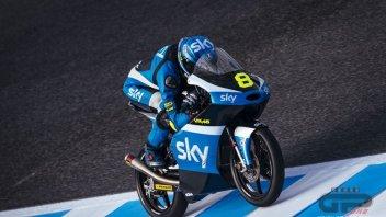 Moto3, QP: Bulega segna la sua prima pole