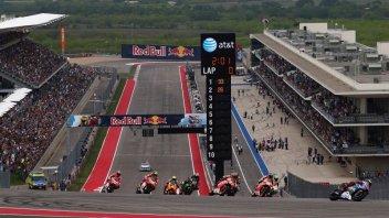 GP Austin: orari diretta tv Sky Sport MotoGP, in chiaro TV8