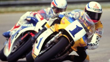 Uncini e Criville Leggende della MotoGP